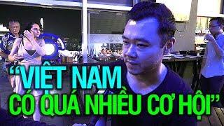 """Luật sư Mỹ gốc Việt ở Sài Gòn: """"Ở Việt Nam có quá nhiều cơ hội"""""""