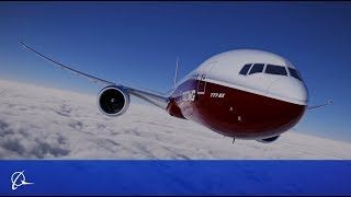 Boeing 777x: Long Folding Wings Based On Flying Birds For Greater Fuel Economy