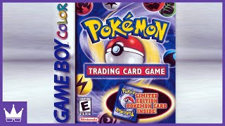 Twitch Livestream | Pokemon Trading Card Game Full Playthrough [Gameboy Color]