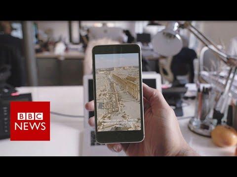 Vertical video on the BBC News app - BBC News