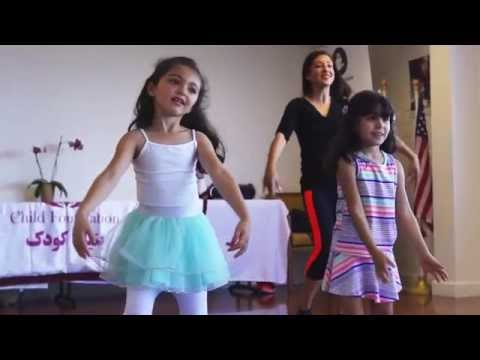 Persian dance class for kids in Los Angeles