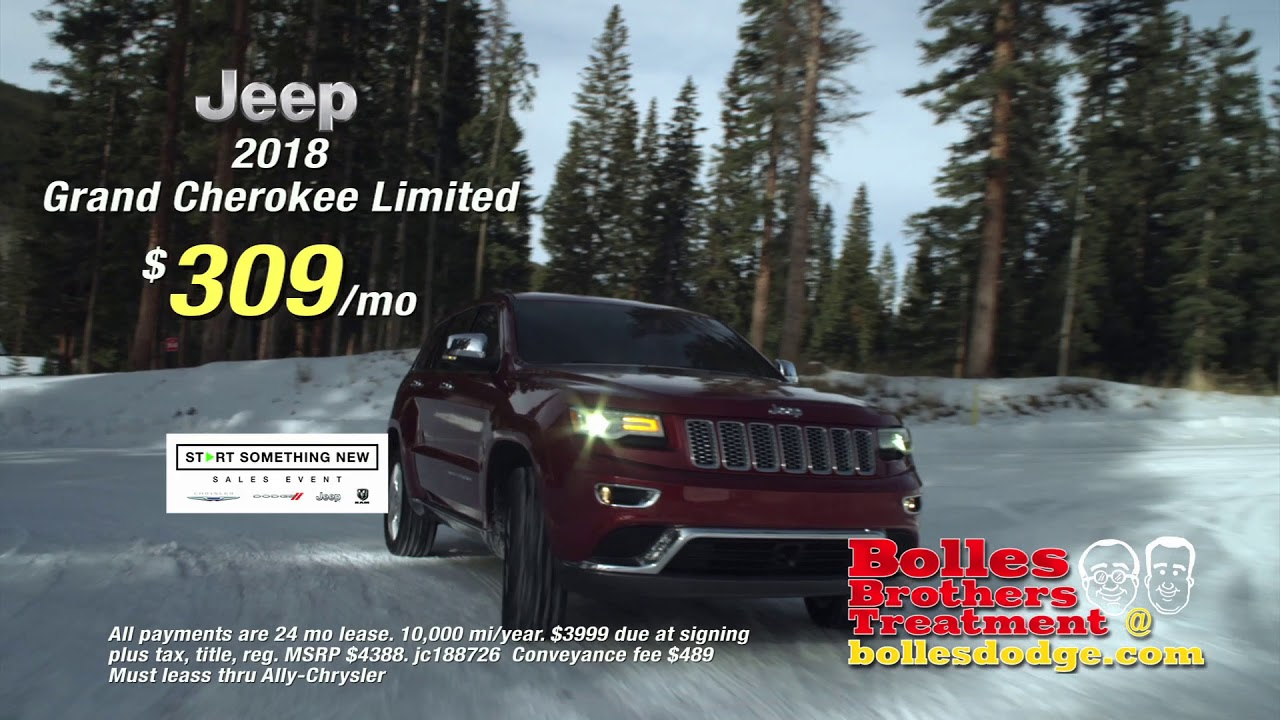 Jeep Grand Cherokee Bolles Dodge Stafford Springs Ct Youtube
