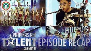 Pilipinas Got Talent Season 6 Episode 21 Recap