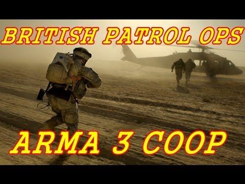 Arma 3 Coop Gameplay -  Patrol Ops 3.0