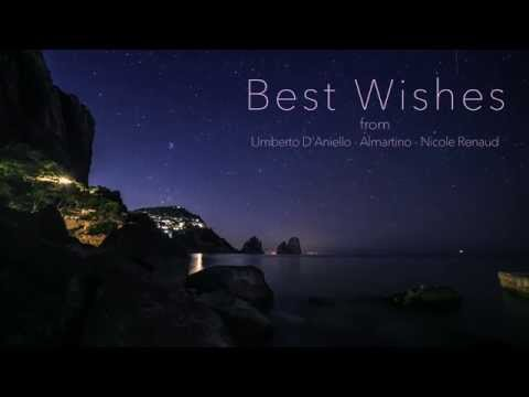 Capri - Deep in the night - Best Wishes from Umberto D'Aniello - Almartino - Nicole Renaud
