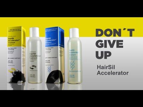 HairSil Accelerator Conditioner 4 fl oz 118 ml