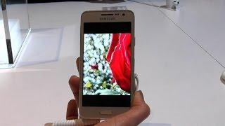 El Samsung Galaxy A3 es un teléfono de gama media a precio económico