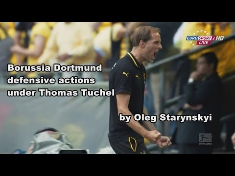 BvB TACTIC under Tuchel. Part 1: Defending