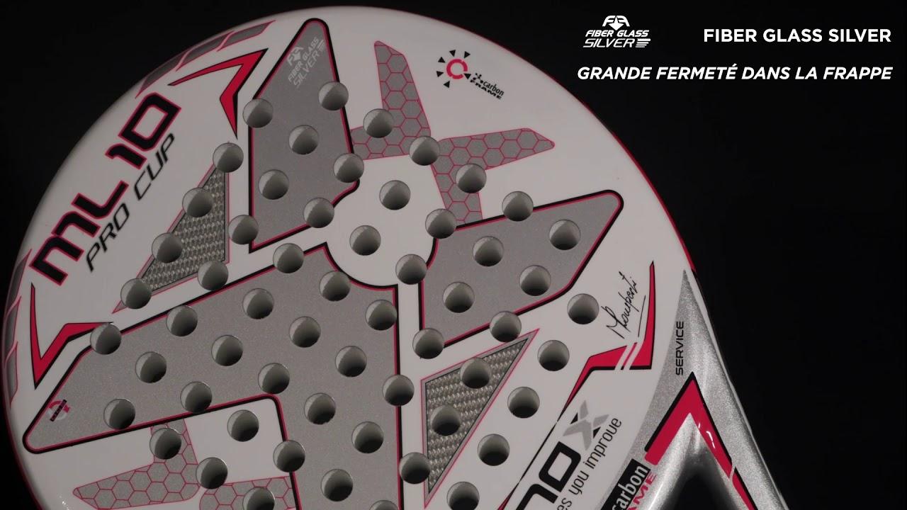 NOX Raquette ML10 Pro Cup Silver