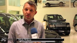 Entrevista com Mark Wilson (Vehicle Engineering Manager).