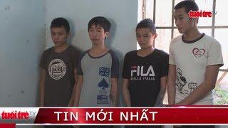 Bắt nhóm thanh thiếu niên chuyên trộm, cướp lấy tiền chơi game