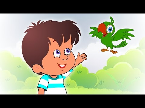 Rain Rain come today | Song For Children| English Nursery Rhymes For Kids