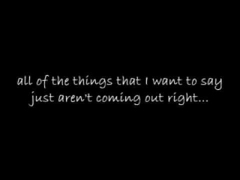 Lifehouse You And Me With Lyrics