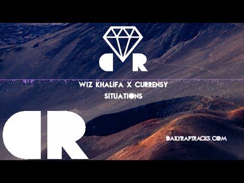 Wiz Khalifa x Curren$y - Situations