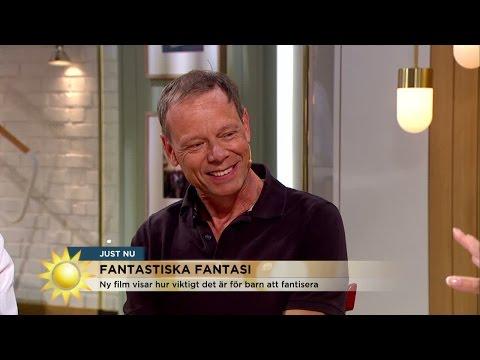 Ny film visar barns fantasi - Nyhetsmorgon (TV4)