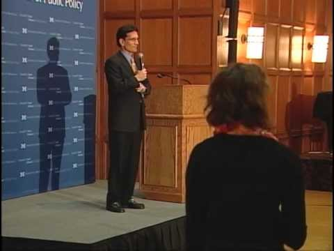 .@fordschool - Eric Cantor: House Majority Leader, 112th Congress