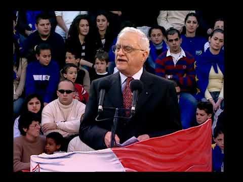 Mass Meeting Birkirkara 24 03 2003