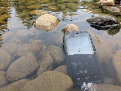 First Spainish review of Rangerfone S18 Rugged Smart Phone !