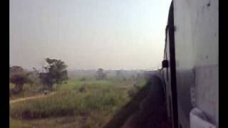 Neelachal Express on the curves
