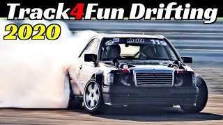 Track4Fun Trackday Drifting Highlights 15022020 Modena Circuit  TwinTurbo Mercedes 2jz BMW etc