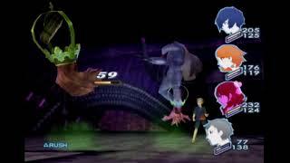 Shin Megami Tensei : Persona 3 FES -54- The Continuing Climb