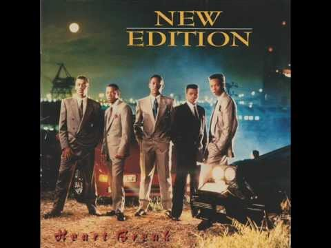 New Edition - Boys to Men