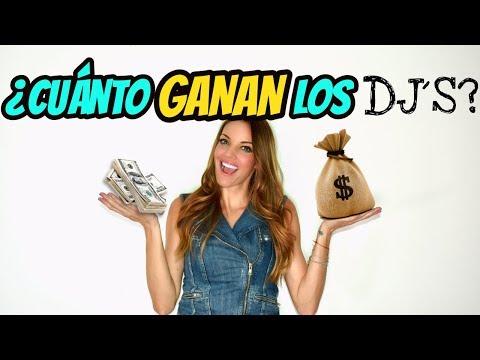 CUÁNTO GANAN LOS DJS I DJ´S COMERCIALES VS DJ´S UNDERGROUND