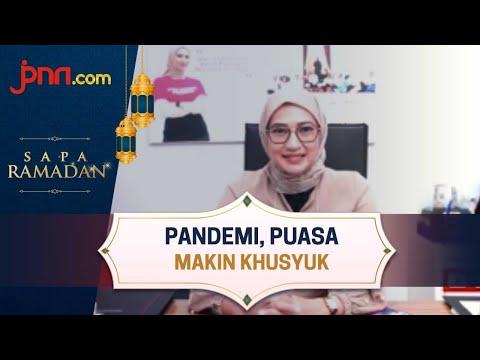 Angkie Yudistia: Pandemi Membuat Puasa Makin Khusyuk