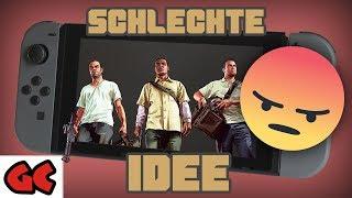 GTA 5 auf der SWITCH ist KEINE gute IDEE | Kolumne