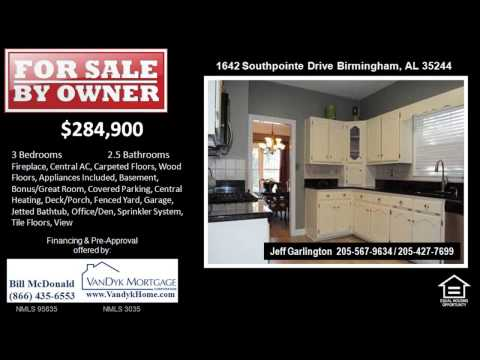 3 Bedroom House For Sale near Robert F Bumpus Middle School in Birmingham AL