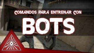 Comandos Para Practicar con BOTS! | CS:GO | Muit0