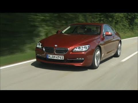 All-New BMW 6 Series Coupe - In/Out/Driving [HD]