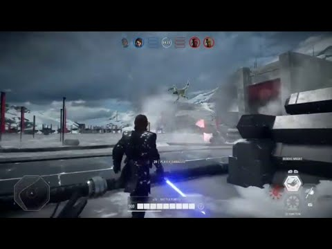Anakin Fights Darth Maul And Bossk At Starkillers Base