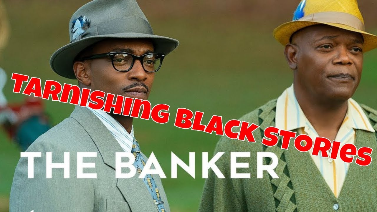 Agenda In Tarnishing Black Stories: The Banker Movie Cancelled over MeToo Allegations