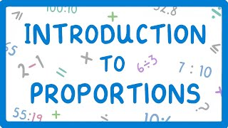 What are Proportions? H๐w to Convert Between Fractions, Decimals and Percentages (Proportions 1) #13
