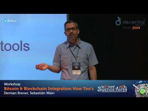 La BitConf 5 nov Buenos Aires - EN VIVO (live)