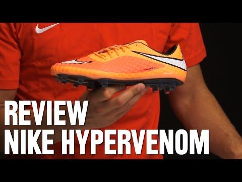Review botas Nike Hypervenom Hyper Crimson