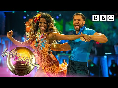 Kelvin Fletcher Has Already Joined The Strictly Hall Of Fame With His Must-See Samba Routine