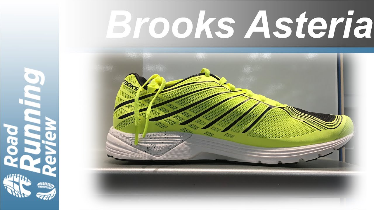 ef4fc31a05f Brooks Asteria Preview - YouTube