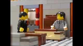 次はスターウォーズエピソード3のアナキン・オビワン vs ドゥークー ...