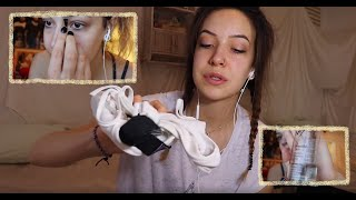 ♥ASMR♥ Get Ready With Me • Gym Routine • Soft Spoken