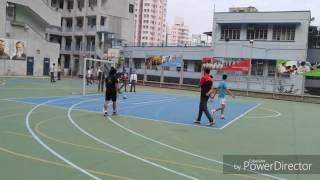 慈幼英文學校(中學部)足球班際3E VS 4C