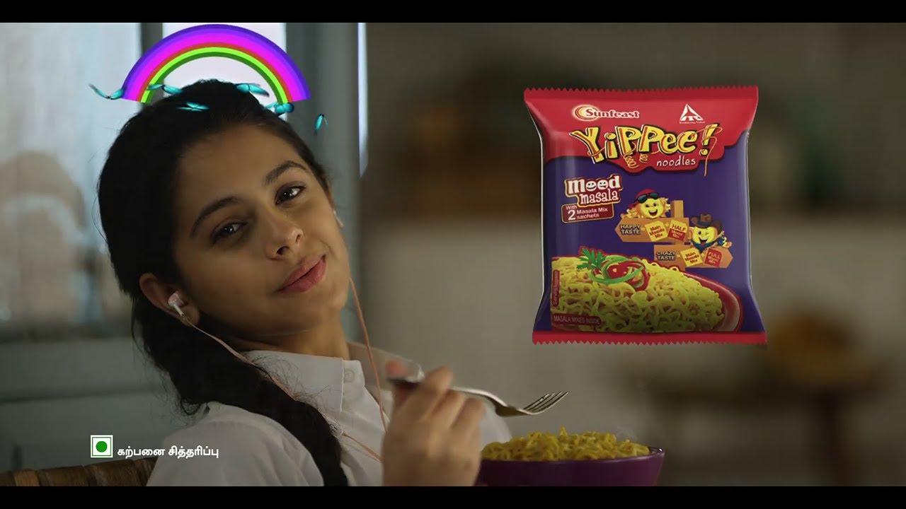 Sunfeast YiPPee! Mood Masala - Chill Mood Tamil(TVC) - YouTube