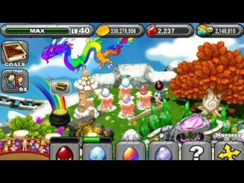 DRAGONVALE (MOD APK LEVEL MAX AND FRE SHOPPING)