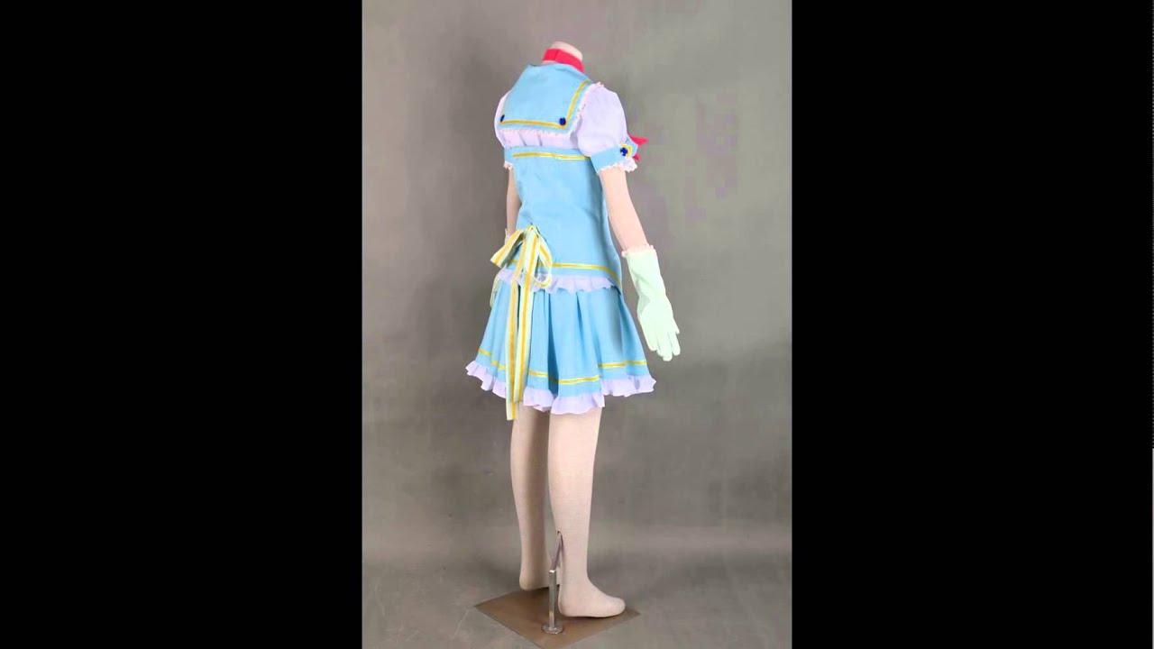 Nekopara Cinnamon Cosplay Costume