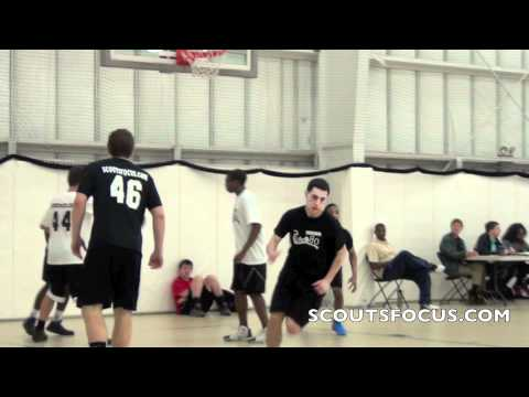 3Black #18 David Chetrit, 6'0 160, Mesivta Lev Bonim HSNY 2012