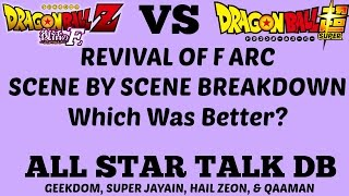 Video Dragon Ball Z Resurrection F Movie vs. Super Arc SCENE BY SCENE BREAKDOWN - All Star Talk DB download MP3, 3GP, MP4, WEBM, AVI, FLV Juli 2018