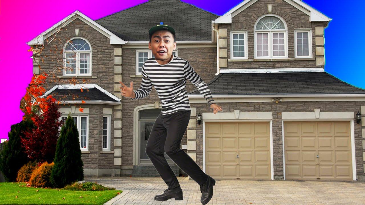 i robbed a house.. - youtube