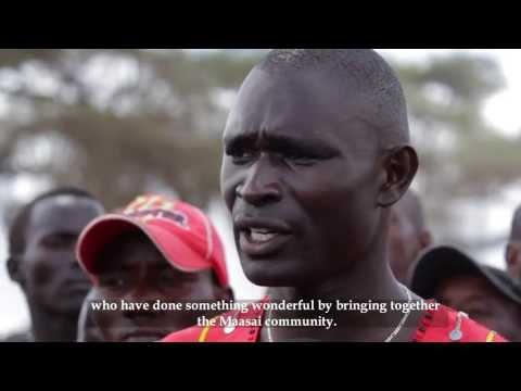 Bringing an End to Lion Hunting: The Maasai Olympics | HuffPost Life