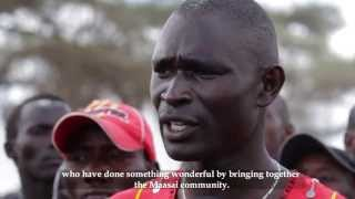 Hunting Medals not Lions_The Maasai Olympics